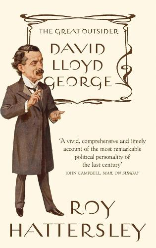 David Lloyd George: The Great Outsider (Paperback)