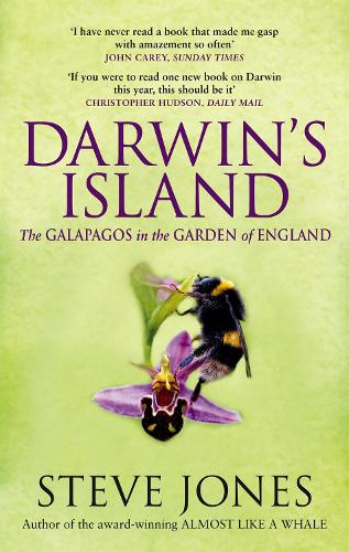 Darwin's Island: The Galapagos in the Garden of England (Paperback)