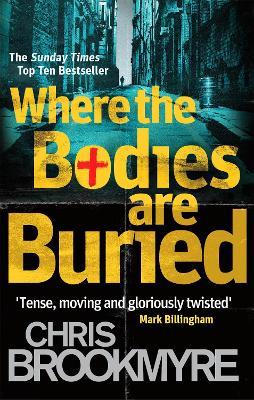 Where The Bodies Are Buried - Jasmine Sharp (Paperback)