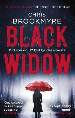 Black Widow - Jack Parlabane (Paperback)