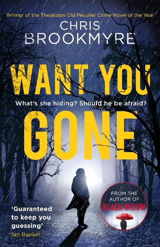 Want You Gone - Jack Parlabane (Paperback)