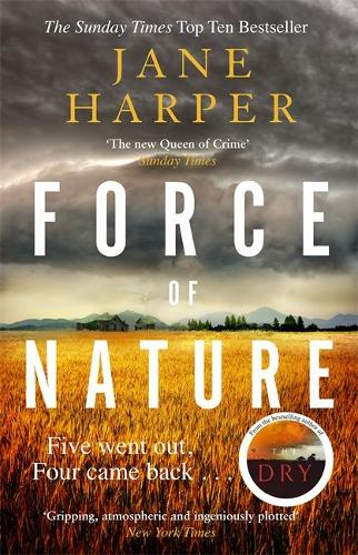 Force of Nature by Jane Harper | Waterstones