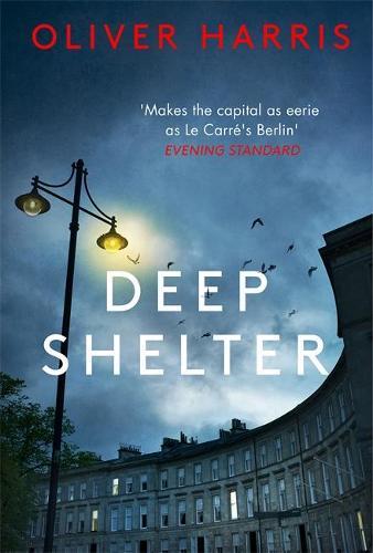 Deep Shelter - A Nick Belsey Novel (Paperback)