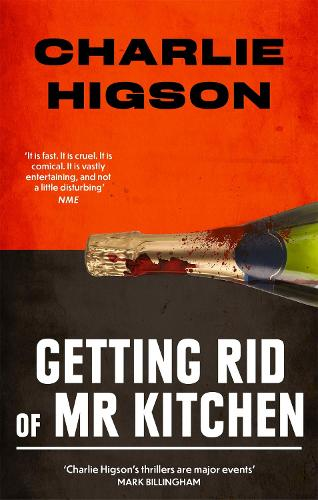 Getting Rid Of Mister Kitchen (Paperback)