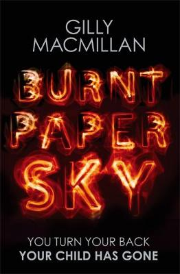 Burnt Paper Sky: The worldwide bestselling thriller (Paperback)