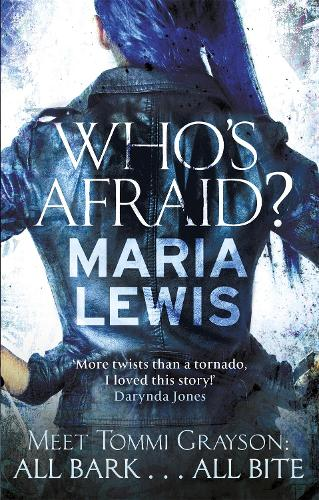 Who's Afraid? - Tommi Grayson (Paperback)