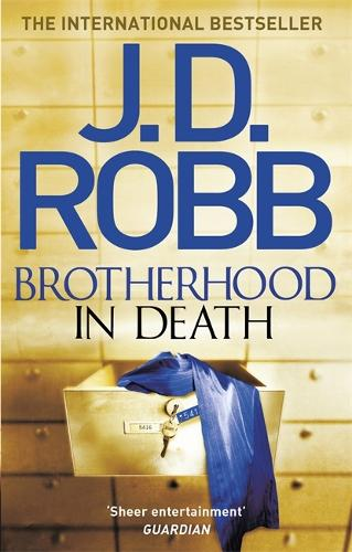 Brotherhood in Death: An Eve Dallas thriller (Book 42) - In Death (Paperback)