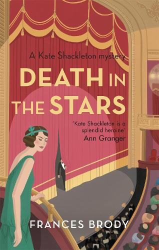 Death in the Stars: Longlisted for the CWA Historical Dagger - Kate Shackleton Mysteries (Paperback)