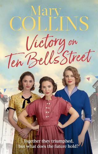Victory on Ten Bells Street - The Spitalfields Sagas (Paperback)