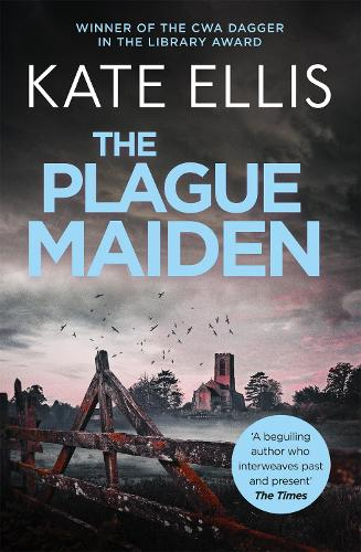 The Plague Maiden: Book 8 in the DI Wesley Peterson crime series - DI Wesley Peterson (Paperback)