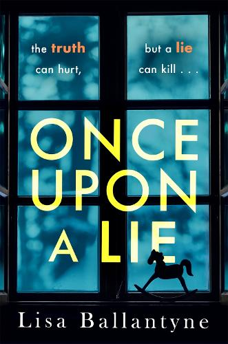 Once Upon a Lie (Paperback)