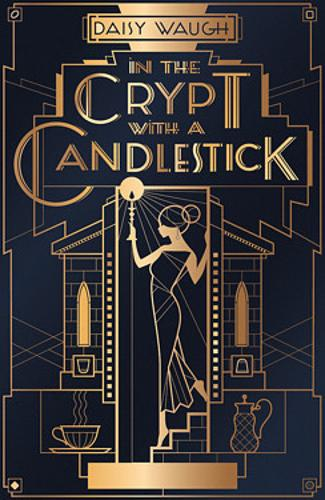 In the Crypt with a Candlestick (Hardback)