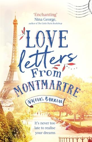 Love Letters from Montmartre (Paperback)