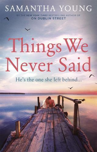 Things We Never Said - Hart's Boardwalk (Paperback)