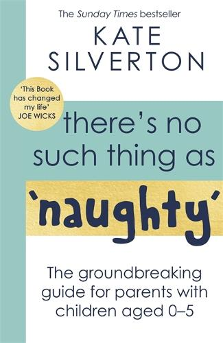 There's No Such Thing As 'Naughty': The groundbreaking guide for parents with children aged 0-5 (Paperback)