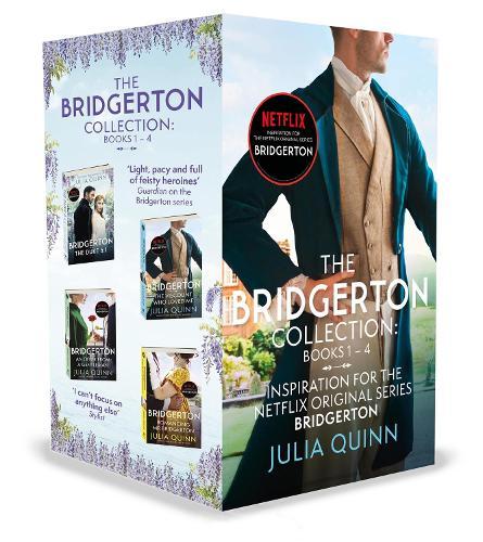 The Bridgerton Collection: Books 1 - 4: Inspiration for the Netflix Original Series Bridgerton - Bridgerton Family