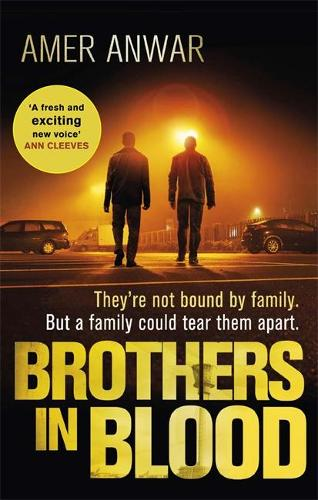 Brothers in Blood - Zaq & Jags (Paperback)