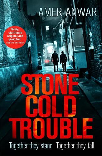 Stone Cold Trouble - Zaq & Jags (Paperback)