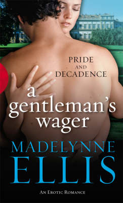 A Gentleman's Wager - Black Lace (Paperback)