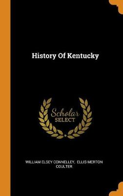 History of Kentucky (Hardback)