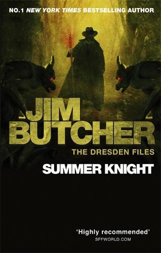 Summer Knight: The Dresden Files, Book Four - Dresden Files (Paperback)