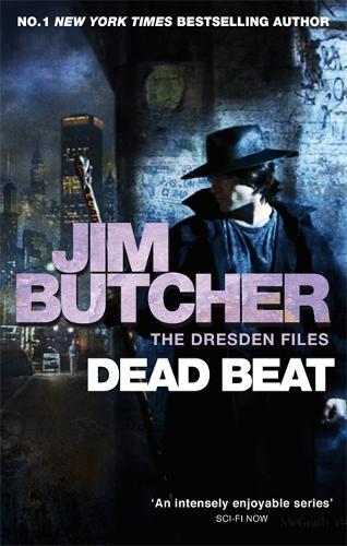 Dead Beat: The Dresden Files, Book Seven - Dresden Files (Paperback)