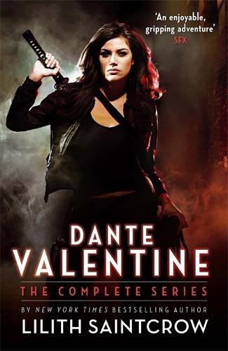 Dante Valentine - Dante Valentine Novels (Paperback)