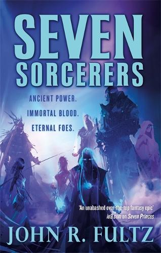 Seven Sorcerers: Books of the Shaper: Volume 3 - Books of the Shaper 3 (Paperback)