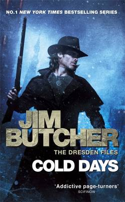 Cold Days: A Dresden Files Novel - The Dresden Files 14 (Hardback)
