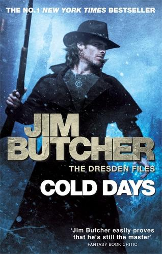 Cold Days: The Dresden Files, Book Fourteen - Dresden Files (Paperback)