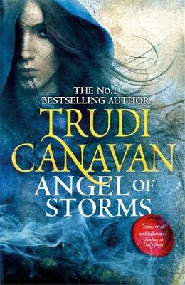 Angel Of Storms: Book 2 of Millennium's Rule - Millennium's Rule (Hardback)