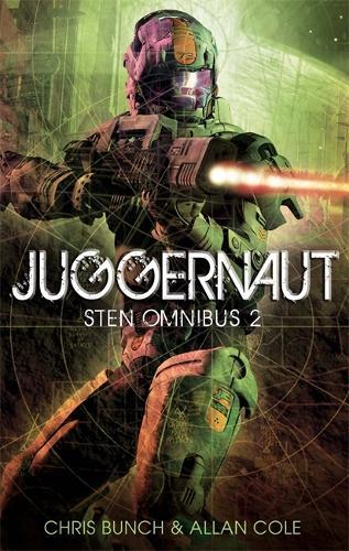 Juggernaut: Sten Omnibus 2: Numbers 4, 5 & 6 in series - Sten Omnibus (Paperback)