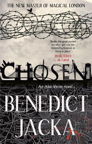Chosen: An Alex Verus Novel from the New Master of Magical London - Alex Verus (Paperback)
