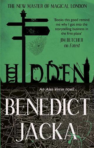 Hidden: An Alex Verus Novel from the New Master of Magical London - Alex Verus (Paperback)