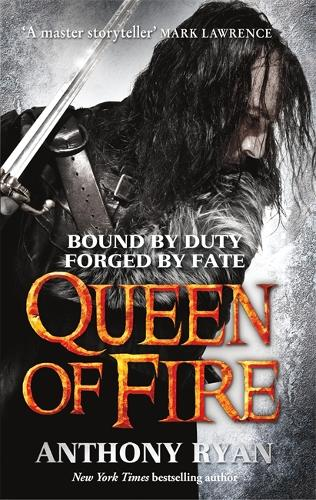 Queen of Fire: Book 3 of Raven's Shadow - Raven's Shadow (Paperback)
