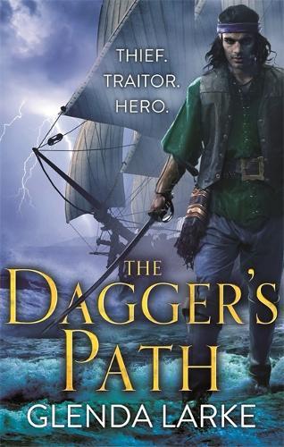 The Dagger's Path: Book 2 of The Forsaken Lands - The Forsaken Lands (Paperback)