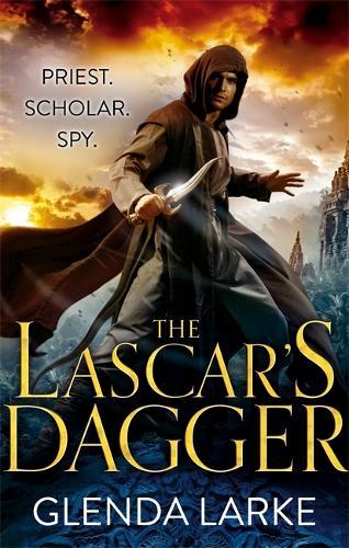 The Lascar's Dagger: Book 1 of The Forsaken Lands - The Forsaken Lands (Paperback)