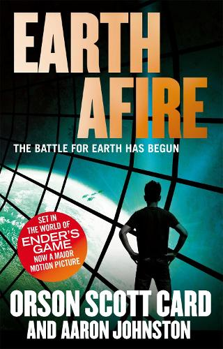 Earth Afire: Book 2 of the First Formic War - First Formic War (Paperback)