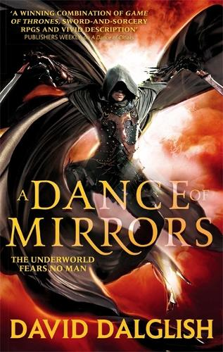 A Dance of Mirrors: Book 3 of Shadowdance - Shadowdance (Paperback)