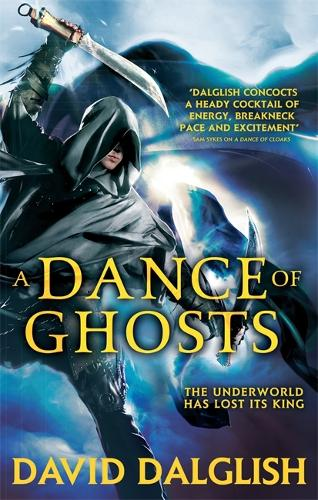 A Dance of Ghosts: Book 5 of Shadowdance - Shadowdance (Paperback)