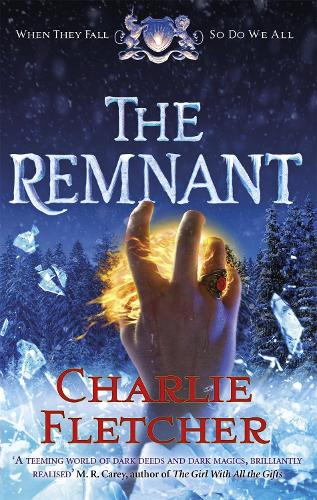 The Remnant - Oversight Trilogy (Paperback)