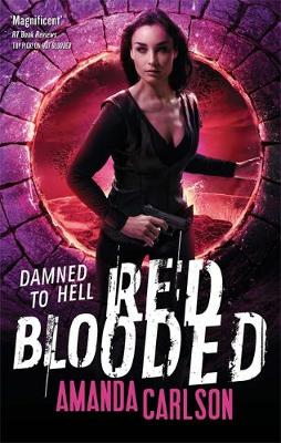 Red Blooded: Book 4 in the Jessica McClain series - Jessica McCain (Paperback)