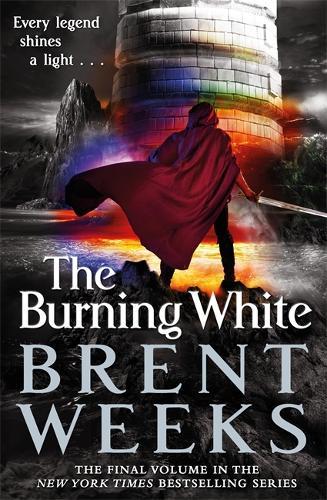 The Burning White: Book Five of Lightbringer - Lightbringer (Hardback)
