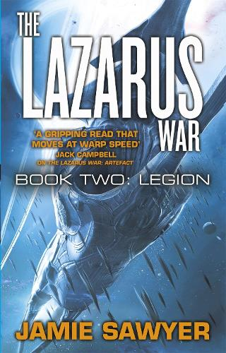 The Lazarus War: Legion: Lazarus War 2 - The Lazarus War (Paperback)