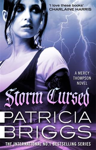 Storm Cursed: A Mercy Thompson novel - Mercy Thompson (Hardback)
