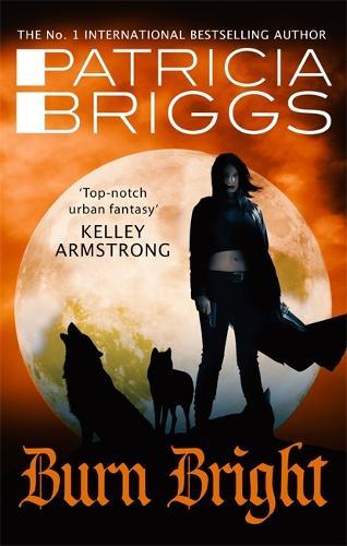 Burn Bright: An Alpha and Omega Novel: Book 5 - Alpha and Omega (Paperback)