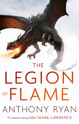 The Legion of Flame: Book Two of the Draconis Memoria - The Draconis Memoria (Paperback)