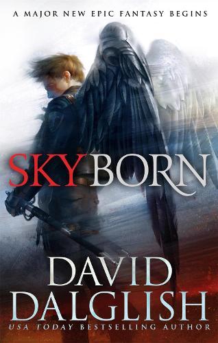 Skyborn: Seraphim, Book One - The Seraphim Trilogy (Paperback)