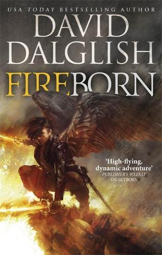 Fireborn: Seraphim, Book Two - The Seraphim Trilogy (Paperback)