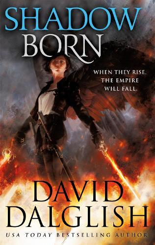 Shadowborn: Seraphim, Book Three - The Seraphim Trilogy (Paperback)